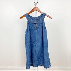 Urban Outfitters BDG  Denim Halter Neck Dress